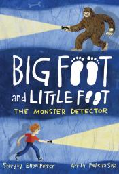 The Monster Detector: Big Foot and Little Foot #2